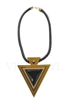 Колье с египетским элементом 88019-1