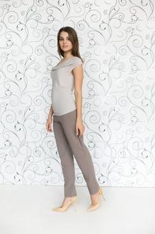 Блуза женская из мягкого трикотажа 10151-8