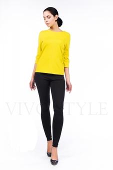 Блуза с рукавом три четверти 10290-5