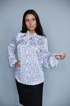 Женская блуза с длинным рукавом 10334-5