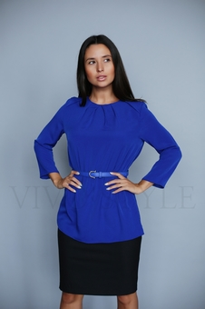 Блуза и рубашка удлиненная