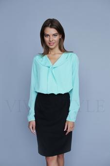 Блуза и рубашка со сборкой