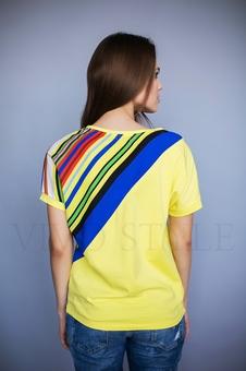 Блуза удлиненная