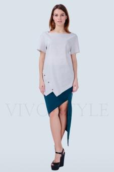 Блуза и рубашка