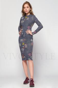 Платье 2S050-3