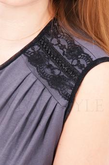 Блуза без рукавов 10119-1