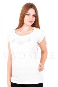 Нарядная блуза 10137-1