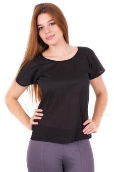 Блуза с надписью Ангел 10156-1