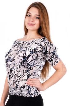 Блуза светлая 10159M-3