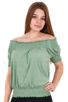 Блуза светлая 10159M-2