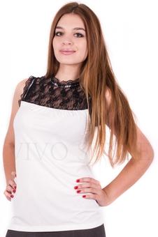 Блуза и рубашка без рукавов