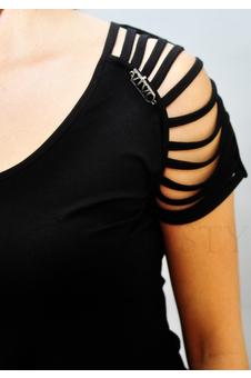 Блуза с рукавом реглан 10237-2