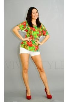 Блуза разных форм и размеров 10249-1