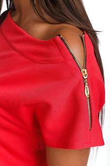 Блуза – японка с воротником стойка 10269-3