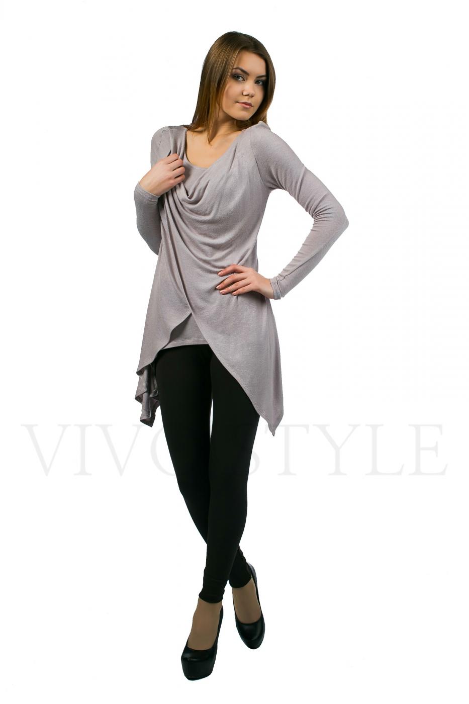 Купить блузку женскую для полных