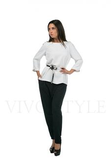Блуза и рубашка с рукавом три-четверти