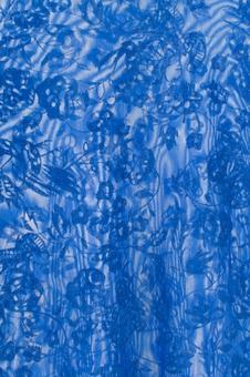 Водолазка женская из сетки с узором 10110M2-3