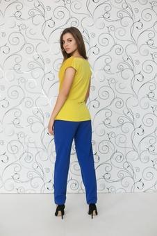 Классические прямые брюки 30125-3