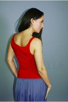 Юбка женская с кулисой 30102-1