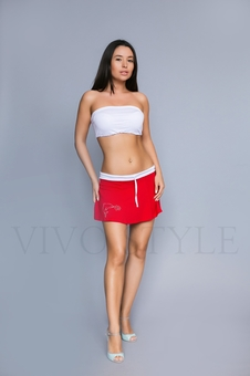 Короткая юбка 40000-1