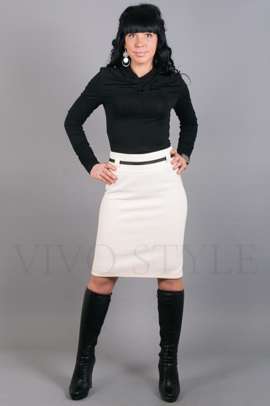 стрейчевая юбка