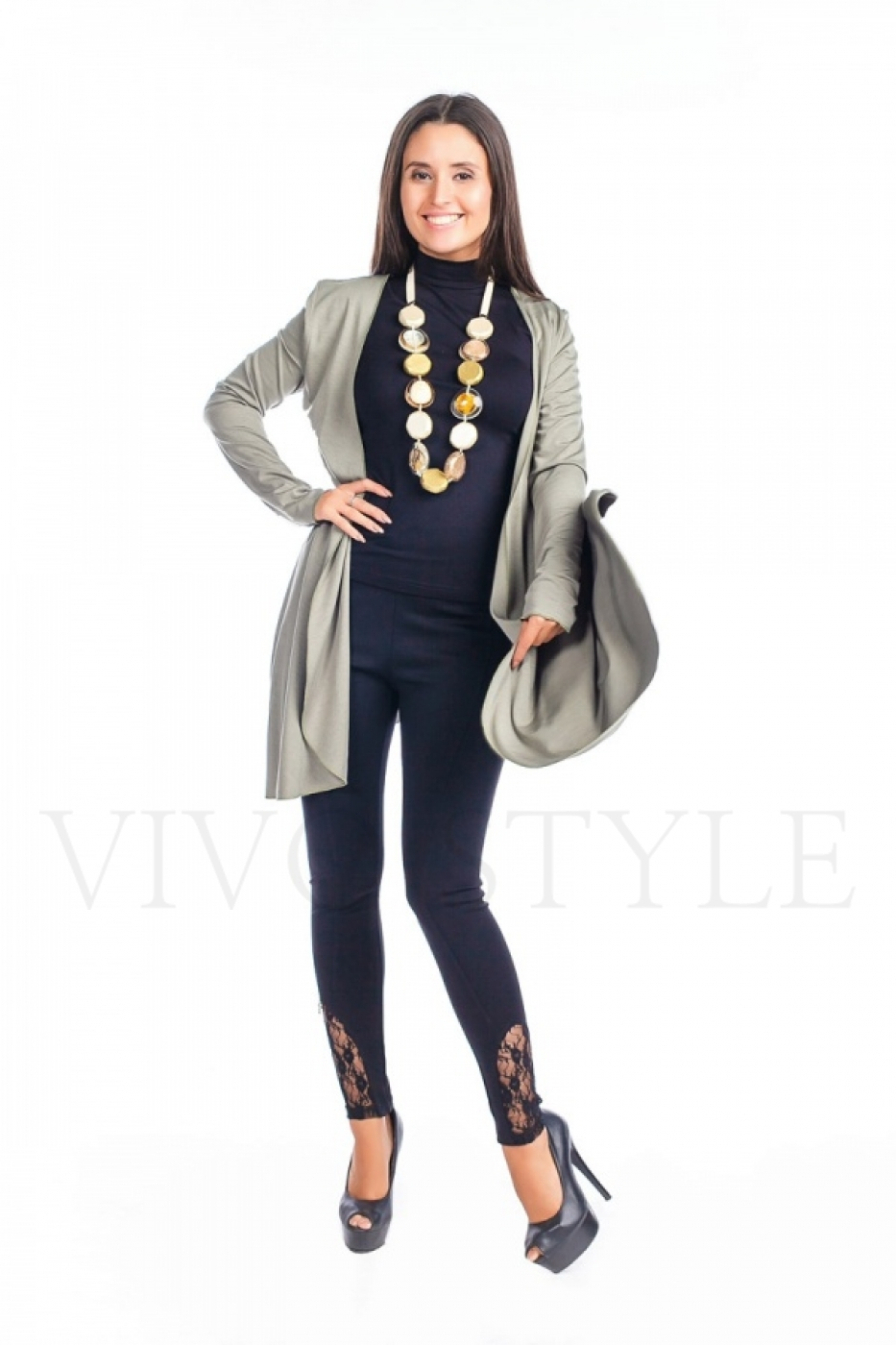 пошитый на фабрике Vivo-fashion кардиган