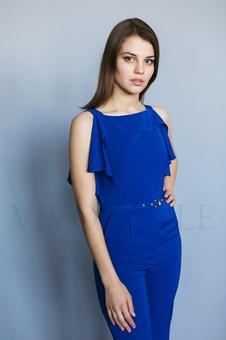 Платье женственный