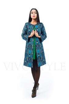 Пальто женское встык 70233-1