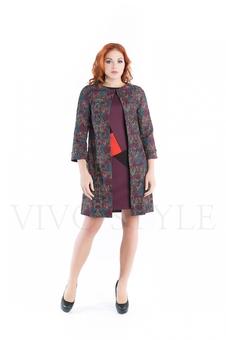 Пальто женское встык 70233-3