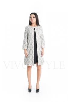 Женское пальто-накидка 70235-3
