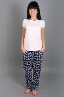 Классическая пижама 90000-1