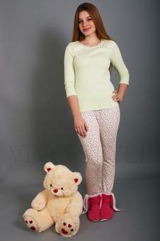 Качественная женская пижама 90004-1