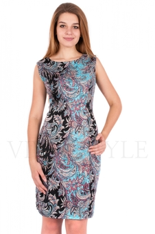 Платье - футляр 20049-1