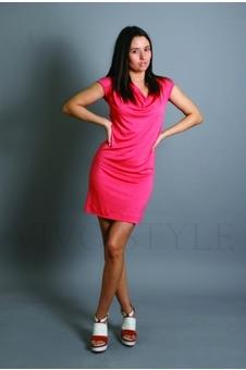 Платье с втачным поясом 20070-2