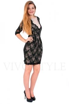 Платье элегантное 20073-1