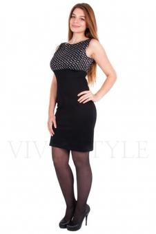 Платье для офиса 20094-4