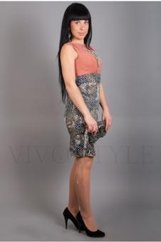 Платье для офиса 20094-1
