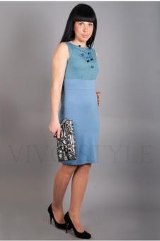 Платье для офиса 20094-2