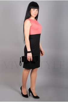 Прилегающее платье 20095-1