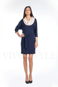 Платье с рукавом «летучая мышь» 20109-2