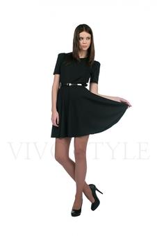 Платье с юбкой солнце 20125-1