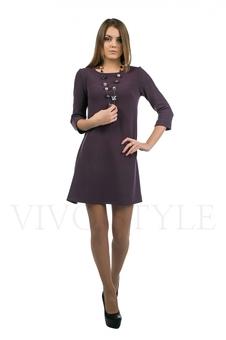 Платье женское классическое 20132-3