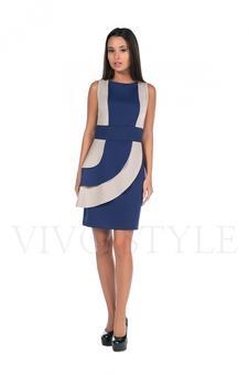 Оригинальное женское платье 20143-1