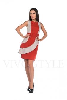 Оригинальное женское платье 20143-2