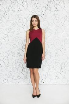 Элегантное платье 20172-5