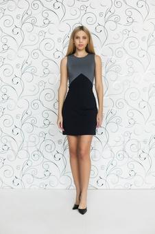Элегантное платье 20172-2