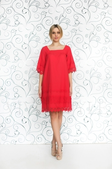 Платье в этно стиле