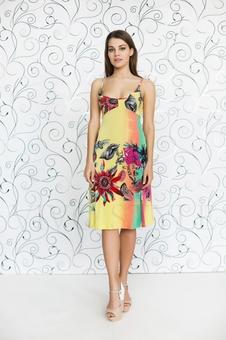 Летнее платье 20230-2