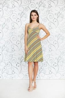 Летнее платье 20230-4