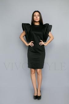 Экстравагантное женское платье 20231-1